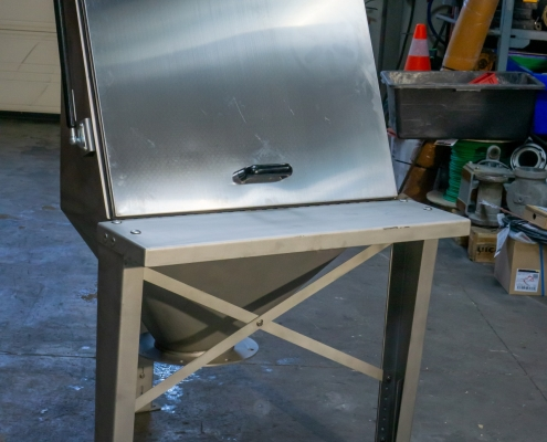 Manueel zakken cabinet - HVD Technologies