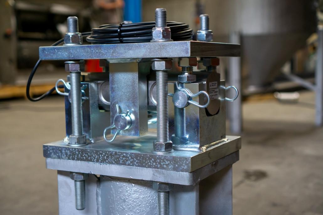 Weegmodule silo - HVD Technologies